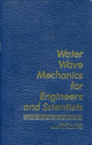 9780139460388: Water Wave Mechanics for Engineers and Scientists: v. 1