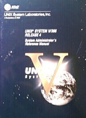 9780139470110: Unix System V Release 4.0 System Administrator's Reference Manual (AT&T UNIX system V library)