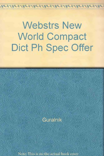 9780139479465: Webster's New World Dictionary