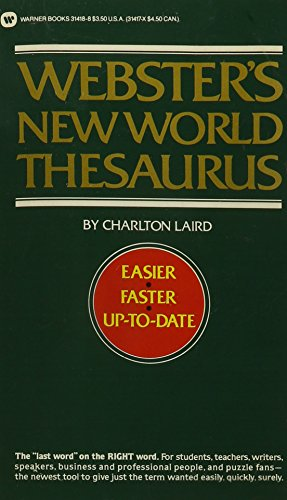 9780139481260: Wnw Thesaurus Revised (Paper)