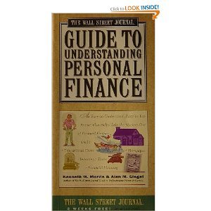 "9780139486470: The "" Wall Street Journal Guide to Understanding Personal Finance"