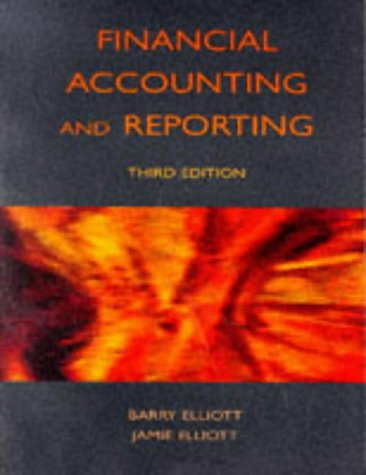 9780139488948: Financial Accounting and Reporting