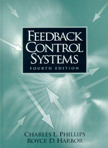 9780139490903: Feedback Control Systems, 4th Edition