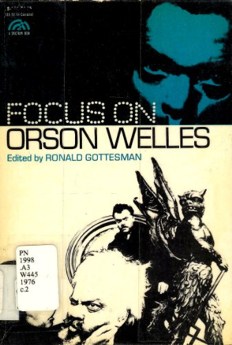 9780139492068: Focus on Orson Welles (Film focus)