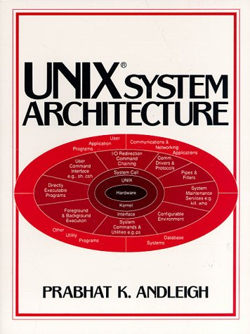 9780139498435: UNIX Systems Architecture