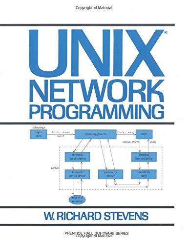9780139498763: UNIX Network Programming
