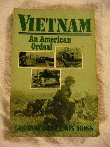 9780139499180: Vietnam, an American ordeal