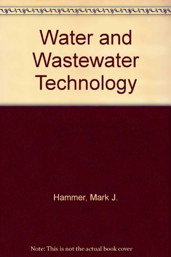 9780139501487: Water and Wastewater Technology