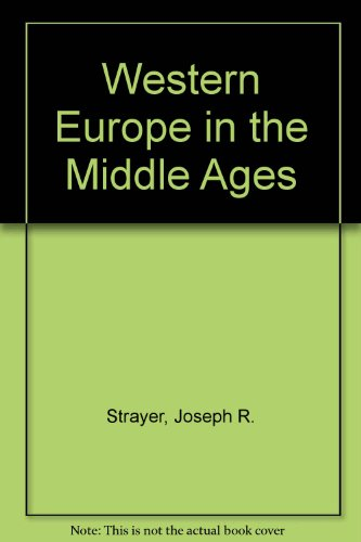 9780139506758: Western Europe in the Middle Ages