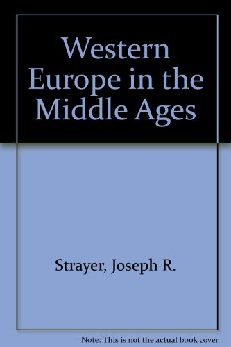 9780139506833: Western Europe in the Middle Ages
