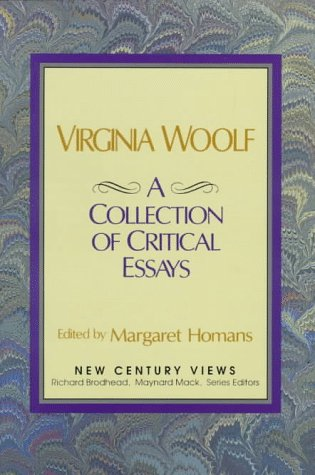 9780139532092: Virginia Woolf: A Collection of Critical Essays (New Century Views)