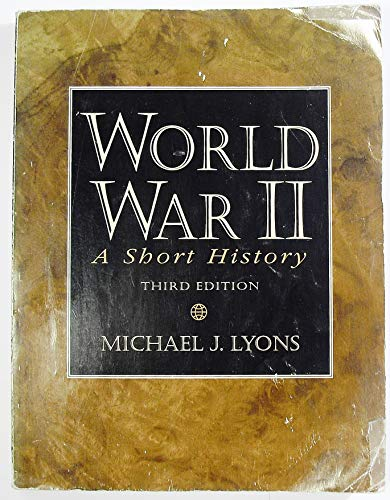 9780139535147: World War I: A Short History