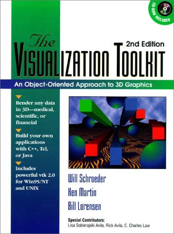 9780139546945: The Visualization Toolkit: An Object-oriented Approach to 3-D Graphics