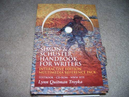 Simon & Schuster Handbook for Writers, Second: Lynn Quitman Troyka