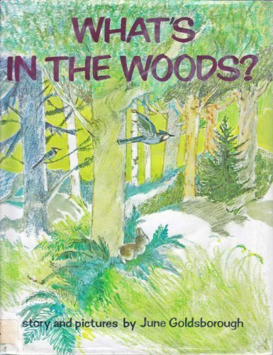 9780139550546: What's in the woods?