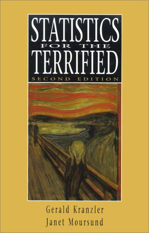 9780139554100: Statistics for the Terrified (2nd Edition)