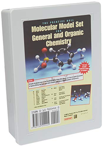 9780139554445: Prentice Hall Molecular Model Set for General and Organic Chemistry
