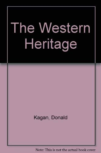 9780139554933: The Western Heritage