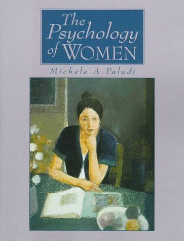 9780139558405: The Psychology of Women