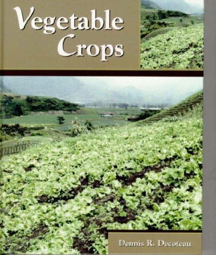 9780139569968: Vegetable Crops