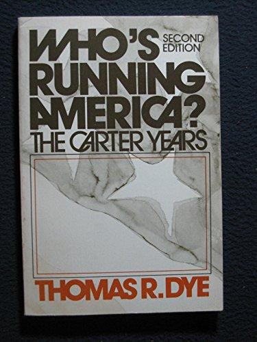 9780139584626: Who's Running America?