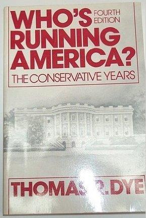 9780139585050: Who's Running America?