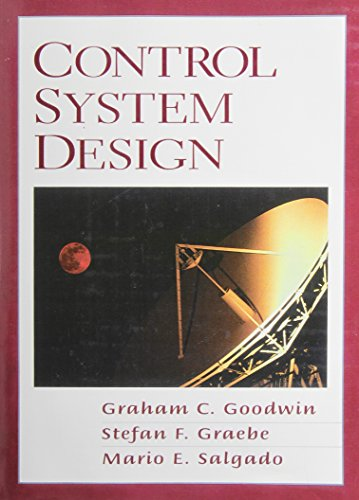 9780139586538: Control System Design