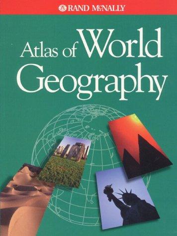 9780139593390: Atlas of World Geography