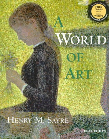 9780139593543: World of Art, 3rd Edition