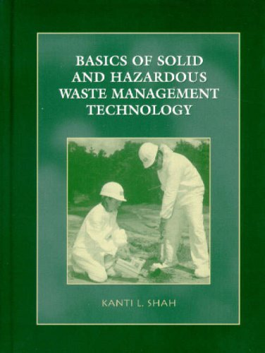 9780139603785: Basics of Solid and Hazardous Waste Management Technology