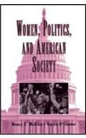 9780139621925: Women, Politics, and American Society