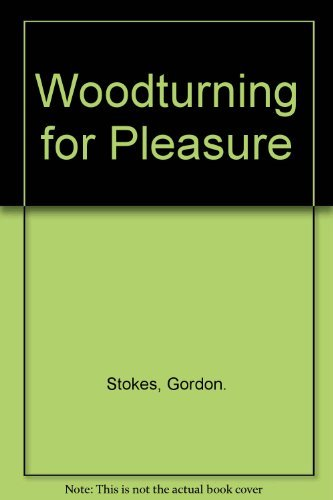 9780139625558: Woodturning for Pleasure