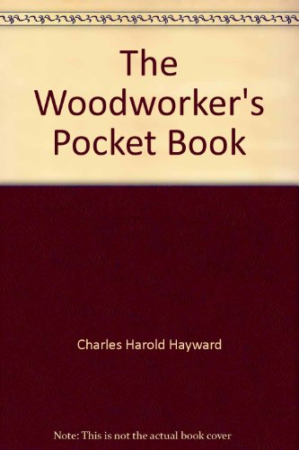 9780139626050: The Woodworker's Pocket Book