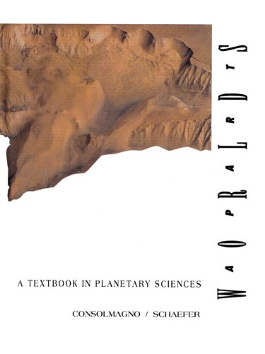 9780139641312: Worlds Apart: A Textbook in Planetary Sciences