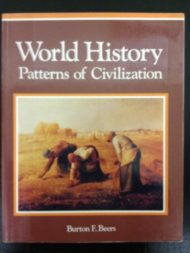 9780139648670: World History Patterns of Civ Alberta Edition