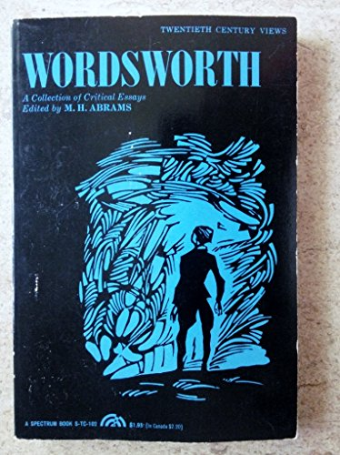 9780139650611: Wordsworth: A Collection of Critical Essays (20th Century Views)