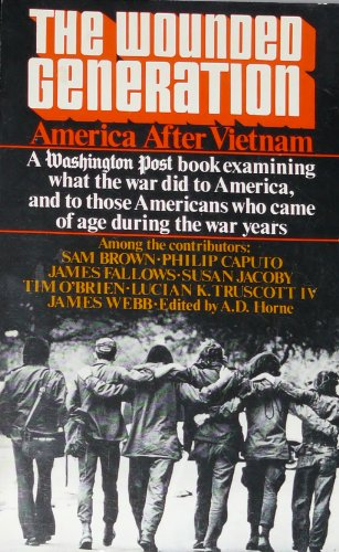 9780139691478: Wounded Generation Edition: Reprint