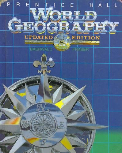 9780139692543: Prentice Hall World Geography