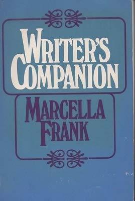 Writer's Companion: Frank, Marcella