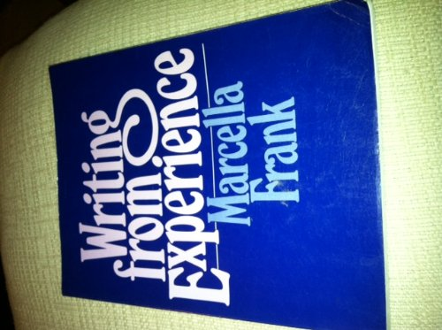 Writing from Experience (0139702857) by Marcella Frank