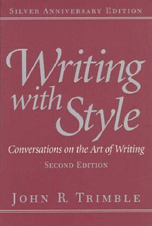 9780139703768: Writing with style: Conversations on the art of writing