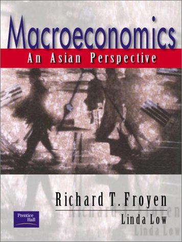 Macroeconomics An Asian Perspective