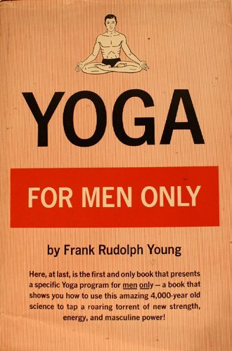 9780139723988: Yoga for Men Only