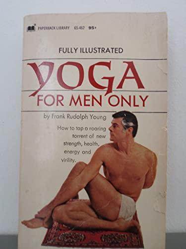 9780139724060: Yoga for Men Only