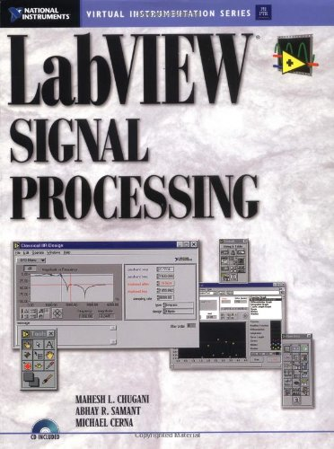 9780139724497: Labview Signal Processing (Virtual Instrumentation)
