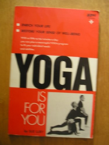 9780139724633: Yoga is for You