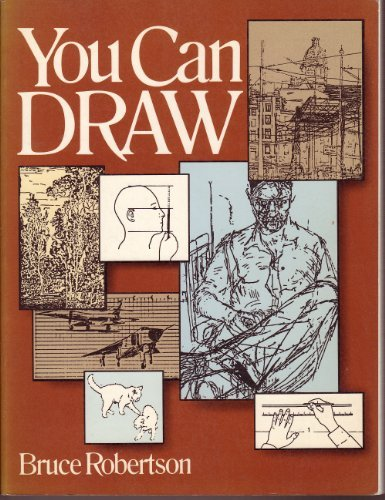 You Can Draw (0139726136) by Bruce Robertson