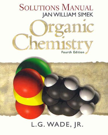 9780139740237: Organic Chemistry : Solutions Manual