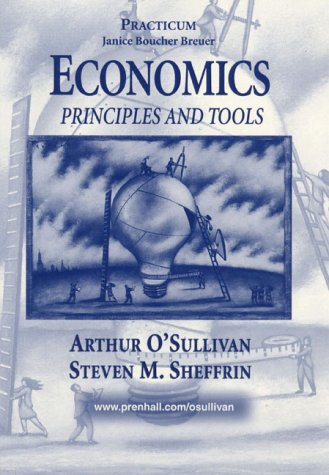 9780139752698: Economics: Principles and Tools : Practicum