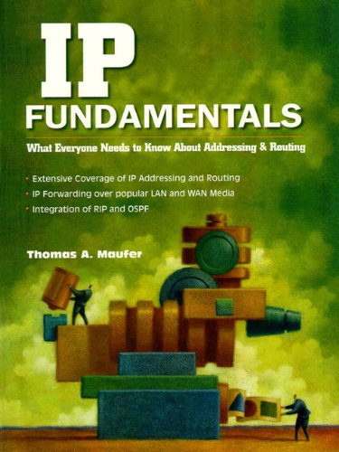9780139754838: IP Fundamentals: What Everyone Needs to Know About Addressing and Routing